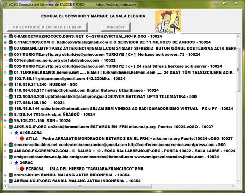 CB eQSO-GETEWAY FOR PMR-V-1.20 RADIO-DISEÑADO POR EA2CSB ATILA PEDRO TAMBIEN PARA PCs Y REPETIDORES-EL PUERTO SE CAMBIO AL 10027