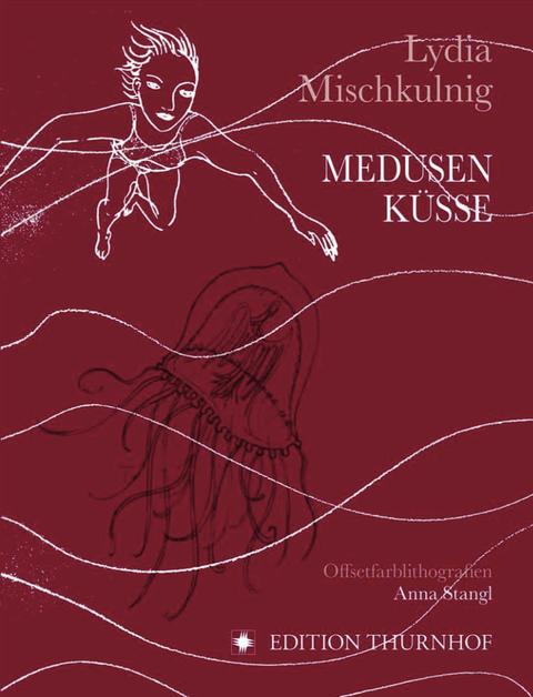 Demnächst erscheint das neueste bibliophile Buch in der Oxohyph-Reihe des Verlags Thurnhof - mit Offsetfarblithografien von Anna Stangl.