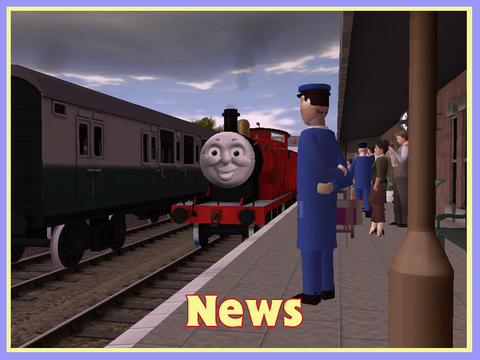 08/02/14: CGI Thomas Release! - Website of The Sudrian Community!