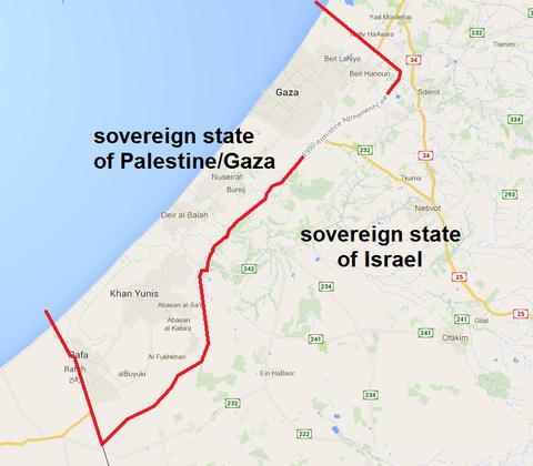 sovereign palestine