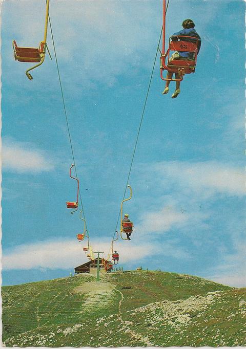 Dobratsch, Villacher Alpe, V 73, Skilifte, Waagtal, Wanderwege, Alpenstraße