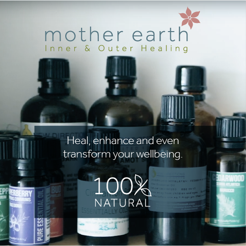 Mother Earth graphic design project teaser, Design By Pie, North Devon