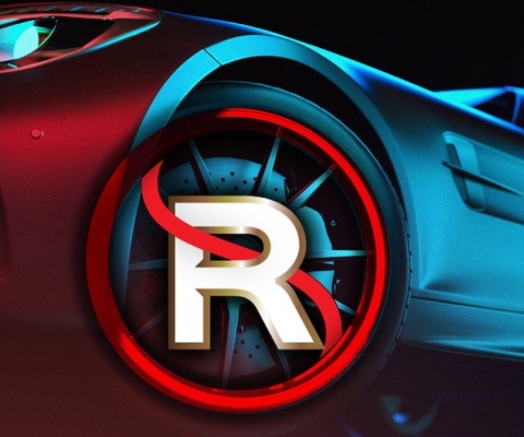 The Rimsavers logo icon used in the new website graphics, Design By Pie, Graphic Designer, North Devon