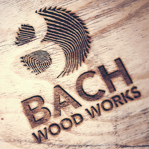 Bach Wood Works design project intro image