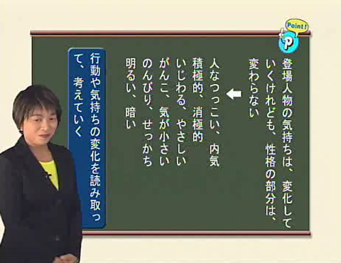 小学国語の映像授業