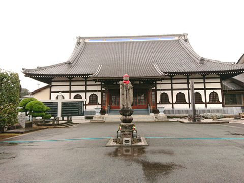 「本堂」寛政二年(1790年)に再建