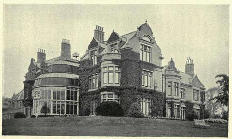 Uffculme. Image from Helen Cadbury Alexander 1906 'Richard Cadbury of Birmingham', a work in the public domain.