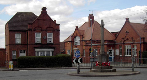 Stechford School at Five Ways, Stechford village