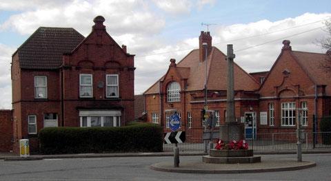 Stechford School at Five Ways, Stechford village