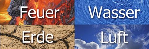 Konzert  Feuer Wasser Erde Luft  - Paul Freh - Armin Wenger