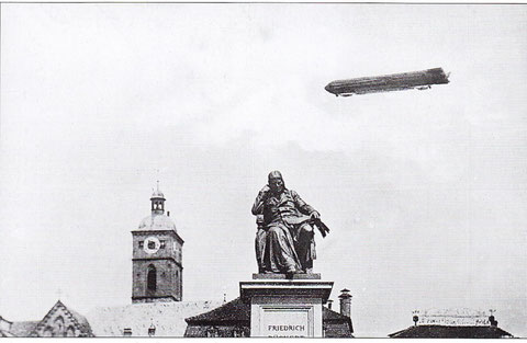 31. Mai 1909 Foto: Stadtarchiv