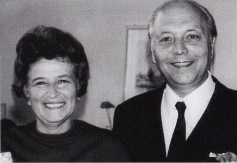 Elisabeth Schamberger und Georg Hofmann (Foto: Privatbesitz)