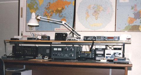 I6QON Shack 1988