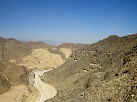 Herrliche Bergwelt mit Superwadis