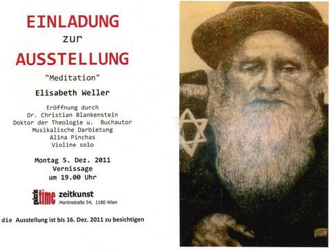 """galerie time Vernissage und Ausstellung """"Meditation"""" Elisabeth Weller"""
