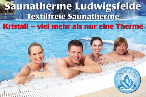 Kristall Saunatherme Ludwigsfelde