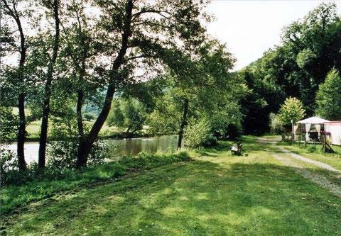 Le pré à Fèchereux septembre2008