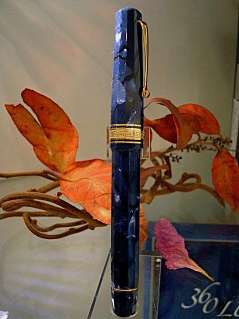 Arte Celuloide bleu.