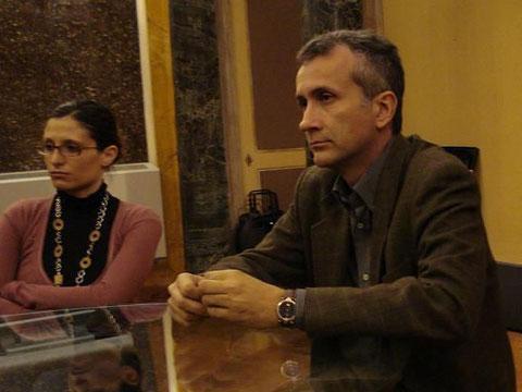 Dott. M. Ricciardiello - Presidente uscente