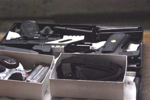 Waffen und Ausrüstung
