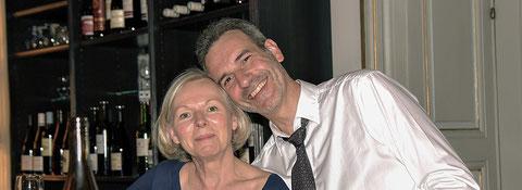Dominique & William Espace Pralong Galerie d'Art