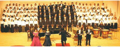 淀川区民合唱団の写真