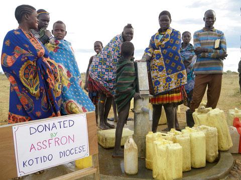 Diocesi di Kotido, Uganda