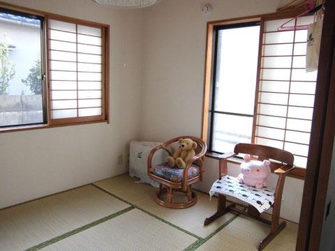 一階和室の写真
