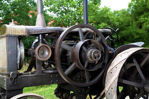 HSCS MEZ 20 Baujahr 1924 fertig restauriert.