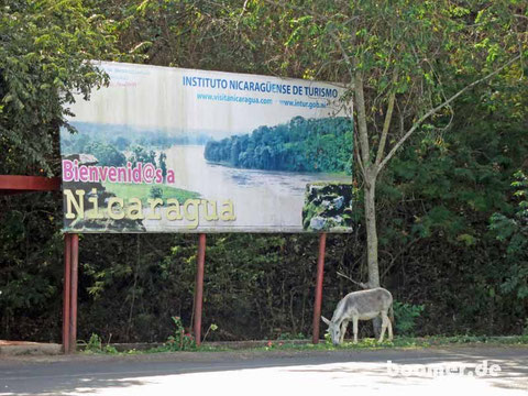 Bienvenidos a Nicaragua!