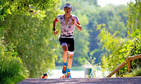 Dominik Sowieja Laufen Triathlon Ingolstadt