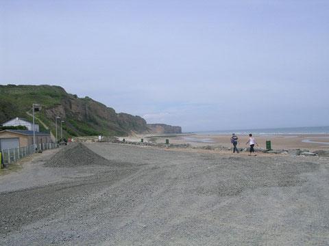 Die Bucht hat ihren usrpünglichen Charakter erhalten, die neubauten und Veränderungen in 67 Jahren halten sich in Grenzen.