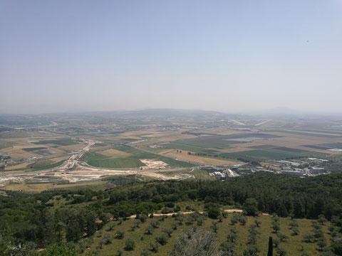 Armageddon Valley view