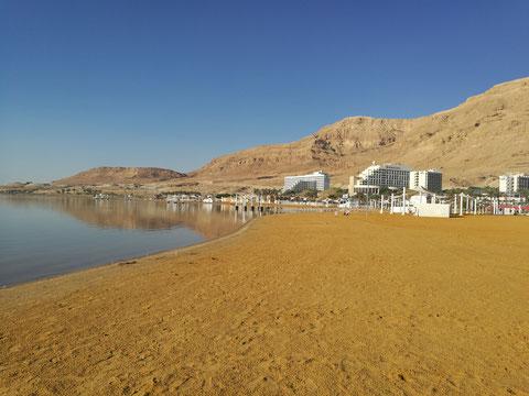 Пляжи Мёртвого моря
