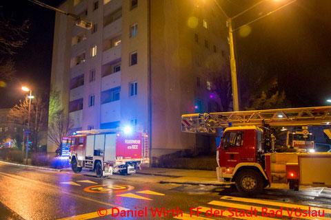 © Daniel Wirth  Freiwillige Feuerwehr der Stadt Bad Vöslau