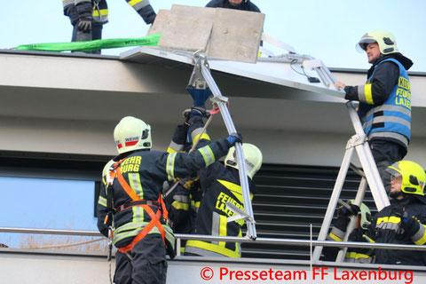 © Presseteam Freiwillige Feuerwehr Laxenburg