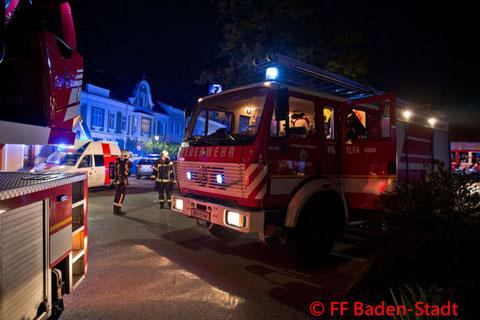 © Freiwillige Feuerwehr Baden-Stadt