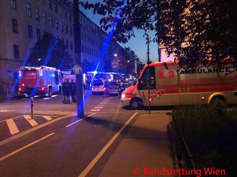 © Berufsrettung Wien