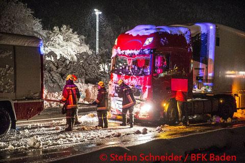 © Stefan Schneider/Bezirksfeuerwehrkommando Baden
