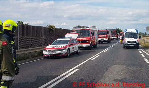 © Freiwillige Feuerwehr Schönau a.d. Triesting