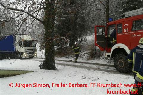 © Jürgen Simon, Freiler Barbara, FF Krumbach www.ff-krumbach.at
