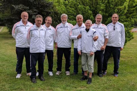 Herren 55 Verbandsliga 2019