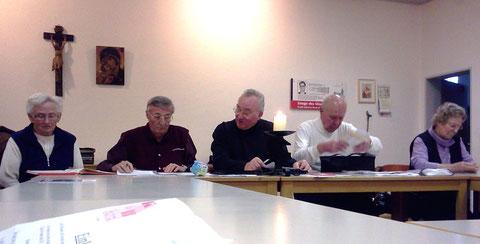 Mitgliederversammlung im März 2013