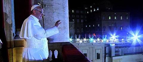 Kardinal der Armen aus Lateinamerika ist neuer Papst