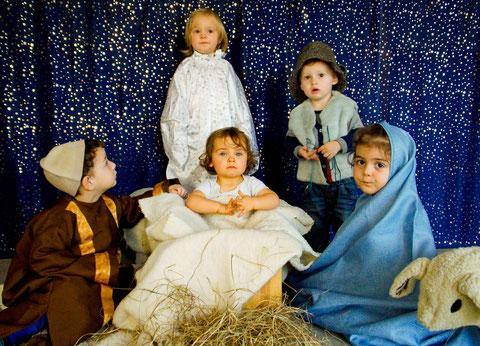 Unsere Weihnachtskinder