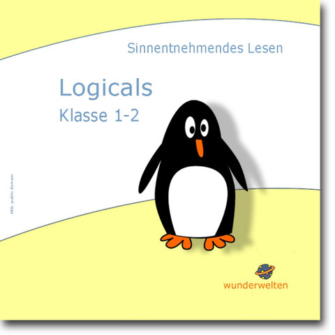 Logicals Deutsch Grundschule Klasse 1 Leseförderung Material