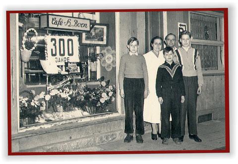 Familie Born 1957