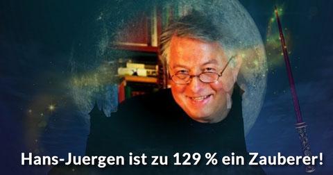 Übergang zu www.quassoni.de = Magic und Zauberei!