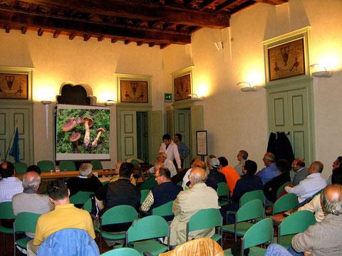 Conferenze su importanti argomenti micologici e naturalistici per tutti