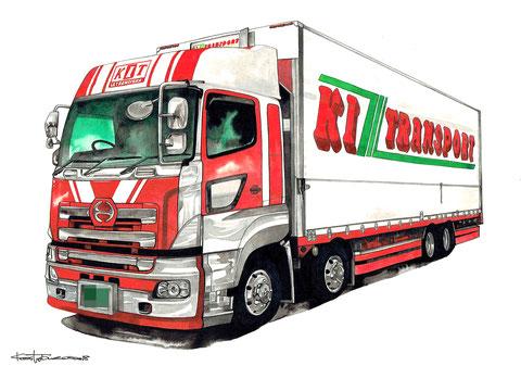 日野トラック